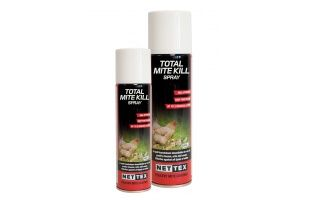 Nettex Total Mite Kill Aerosol Spray