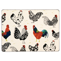 Rooster Place Mats